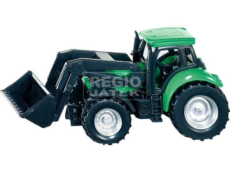 Siku: Deutz-Fahr markolós traktor 1:72