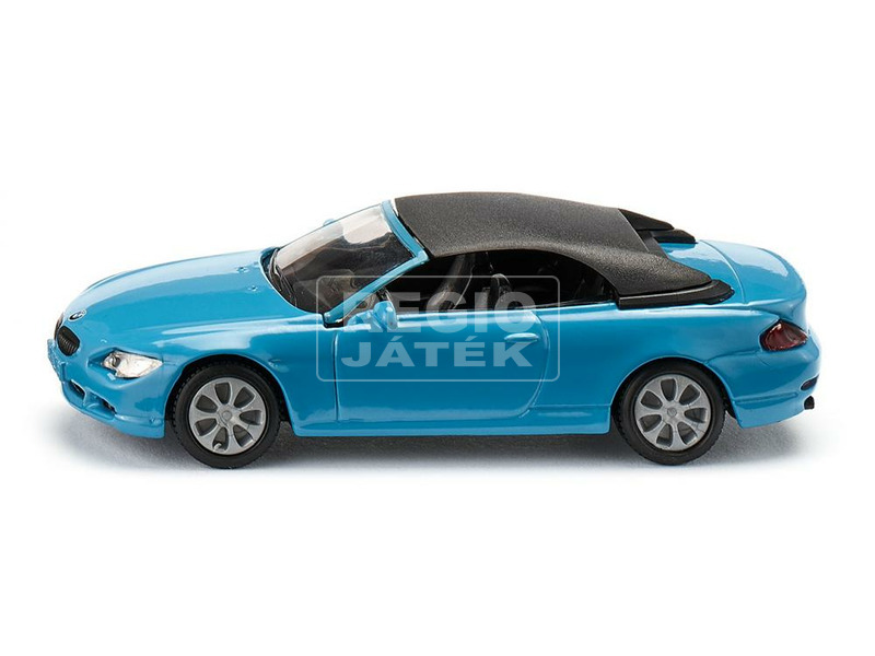 kép nagyítása Siku: BMW 645i cabrio 1:55 - többféle