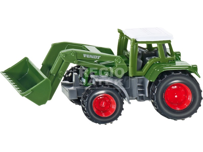 Traktor markolóval