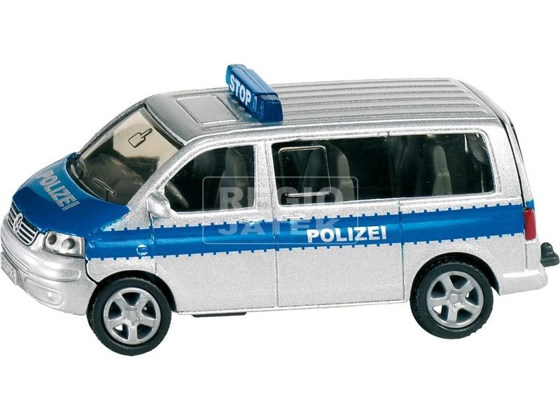 Rendőrségi kisbusz