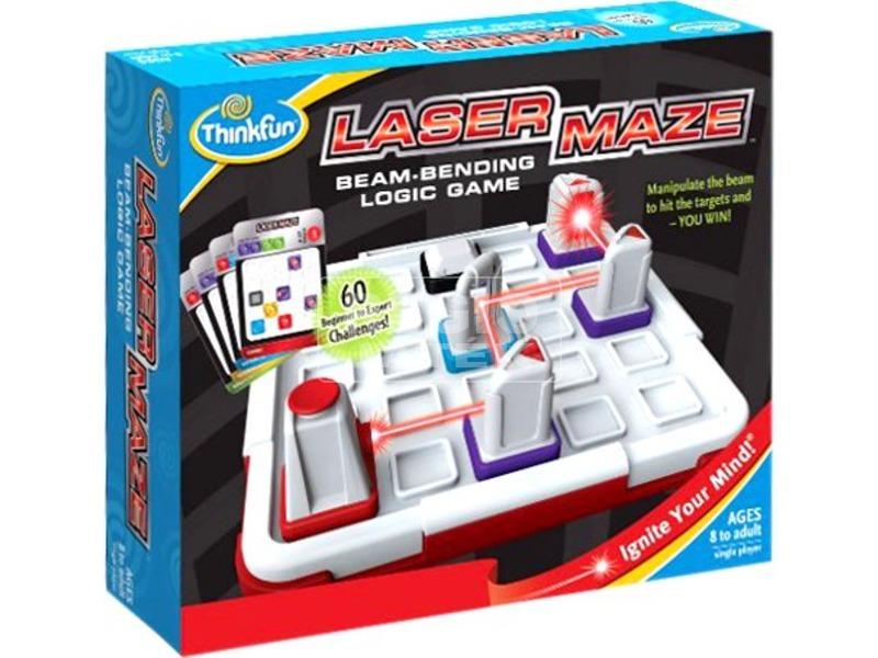 kép nagyítása Laser Maze társasjáték
