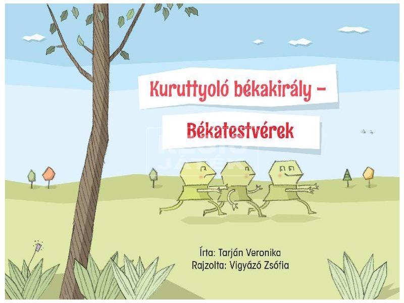 Kuruttyoló békakirály - békatestvérek diafilm 34104282