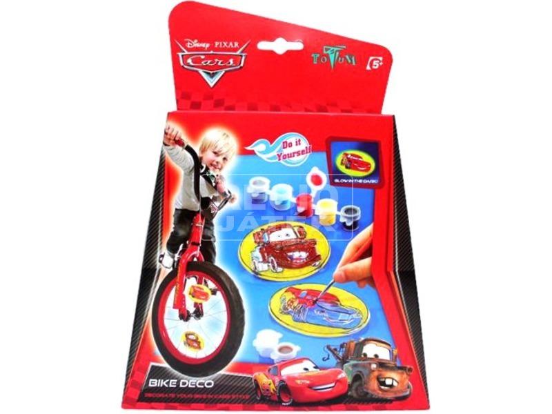 kép nagyítása Verdák bicikli dekoráló készlet