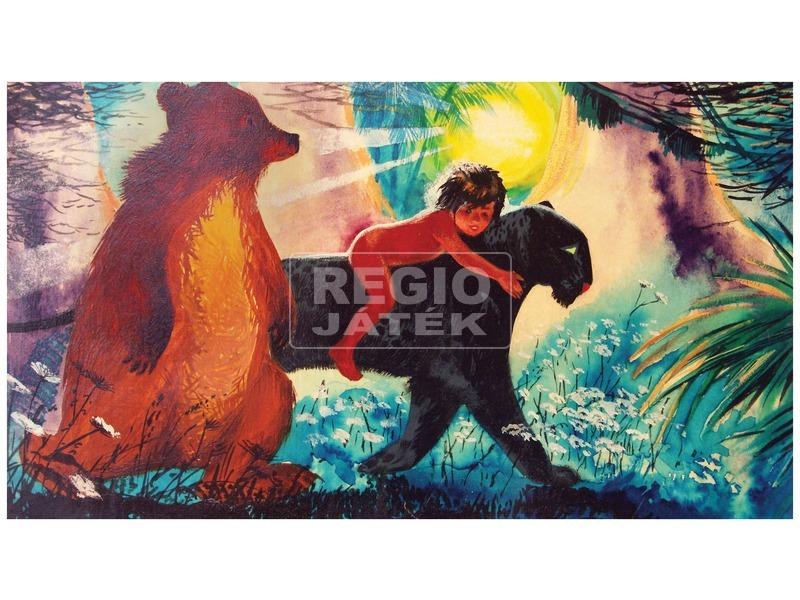 kép nagyítása Maugli, a farkasok fia diafilm 34102479