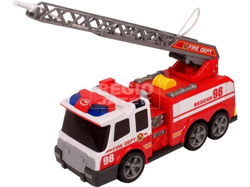 kép nagyítása Elemes tűzoltó autó - 42 cm