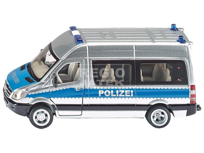 kép nagyítása SIKU Mercedes Sprinter rendőrfurgon 1:50 - 2313