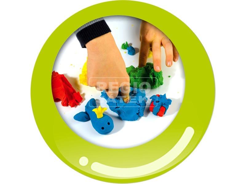 kép nagyítása SES Eco 4 darabos gyurmakészlet - alapszínek