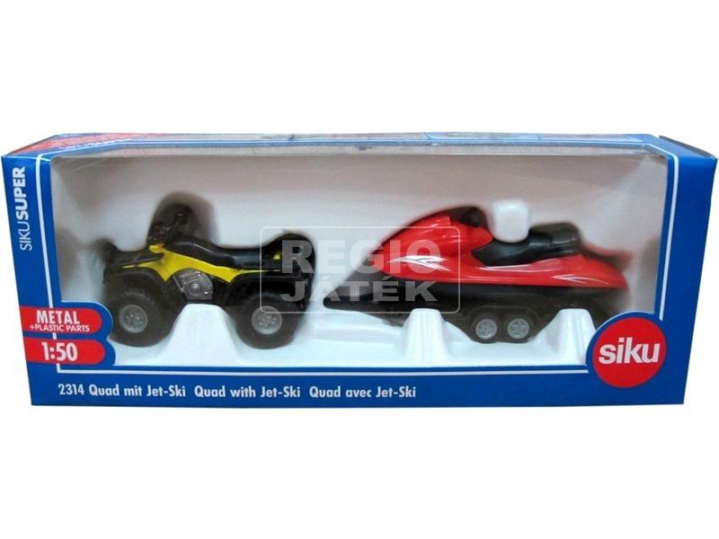 kép nagyítása SIKU: Quad és Jet-Ski 1:50 - 2314