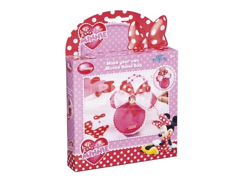 Minnie egér táska készítő készlet