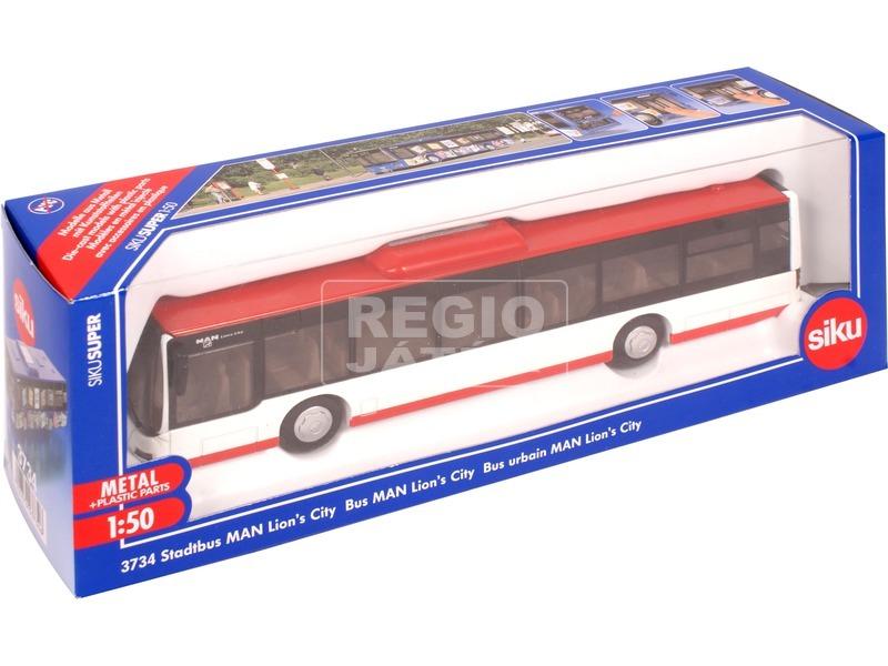 Siku: MAN városi busz 1:50 - 3734