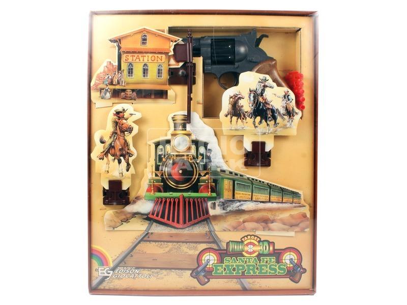 Santa Fe vadnyugati játékkészlet