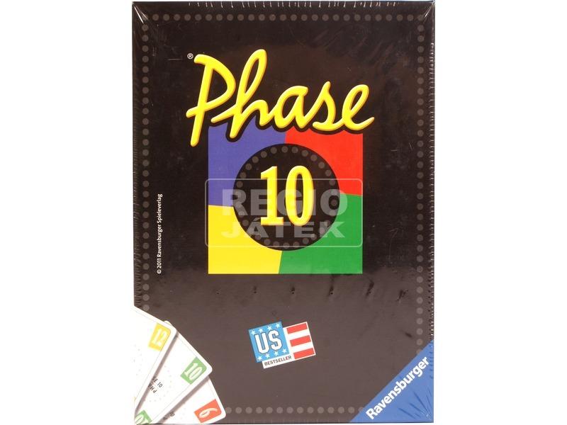 Phase 10 kártyajáték