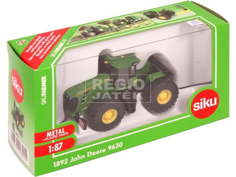 SIKU: John Deere 9630 traktor 1:87 - 1892