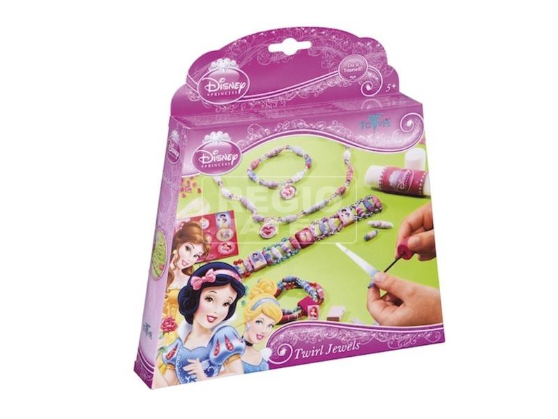 Disney hercegnők gyöngykarkötő készítő készlet
