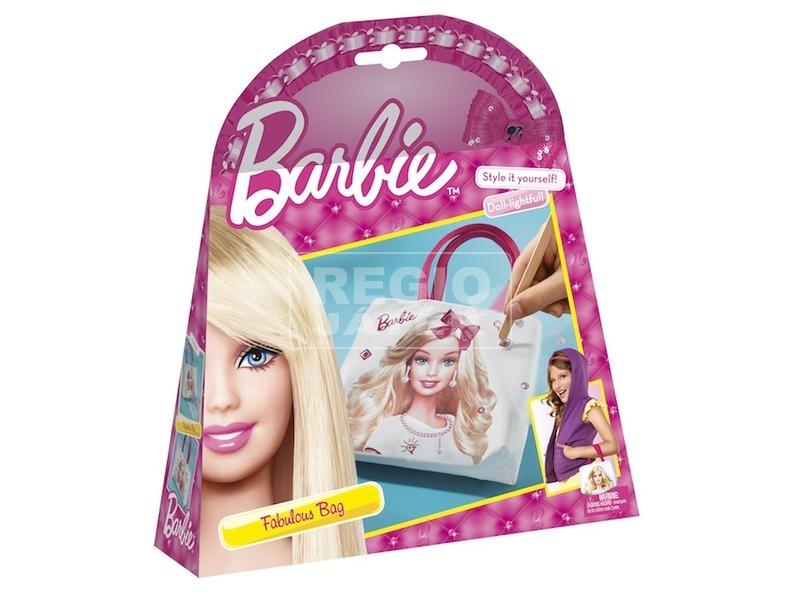 Barbie: táska készítő készlet