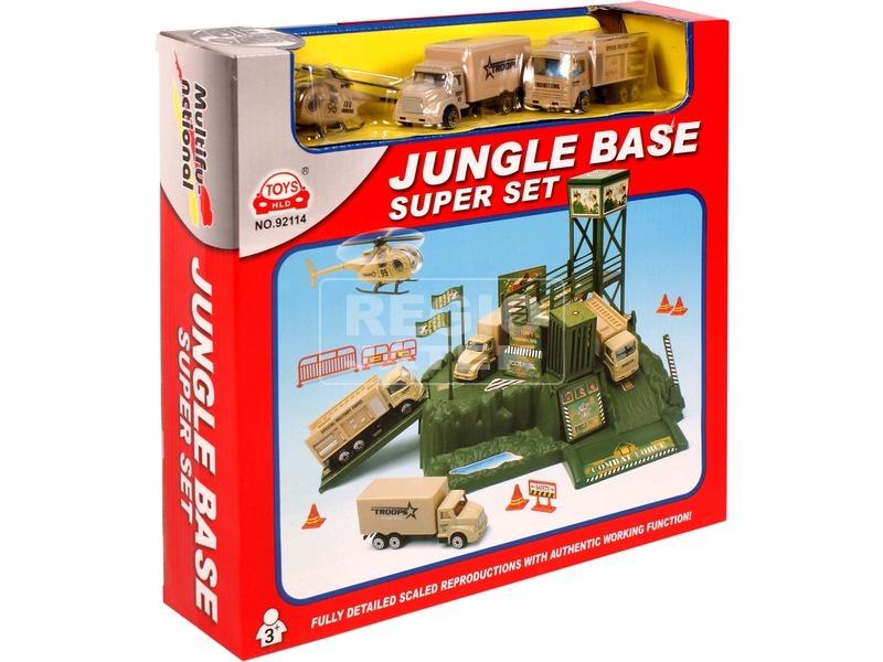 Dzsungel bázis