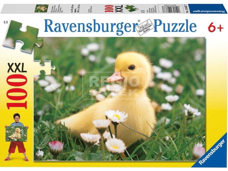 Kiskacsa 100 darabos XXL puzzle