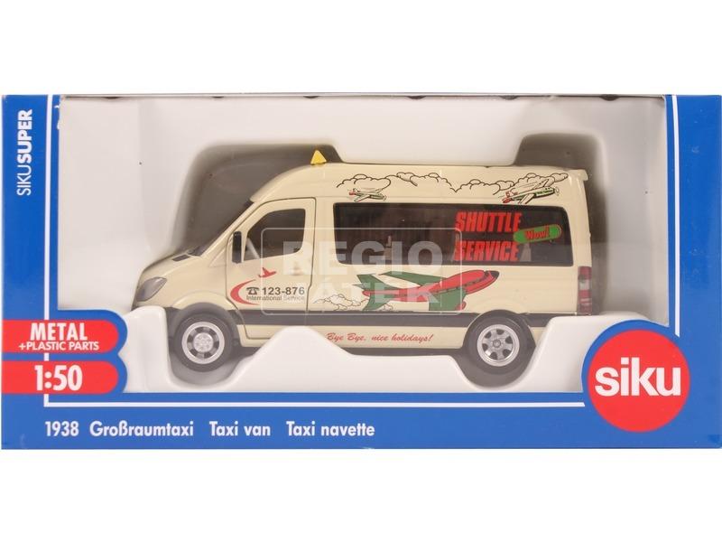 Taxi kisbusz