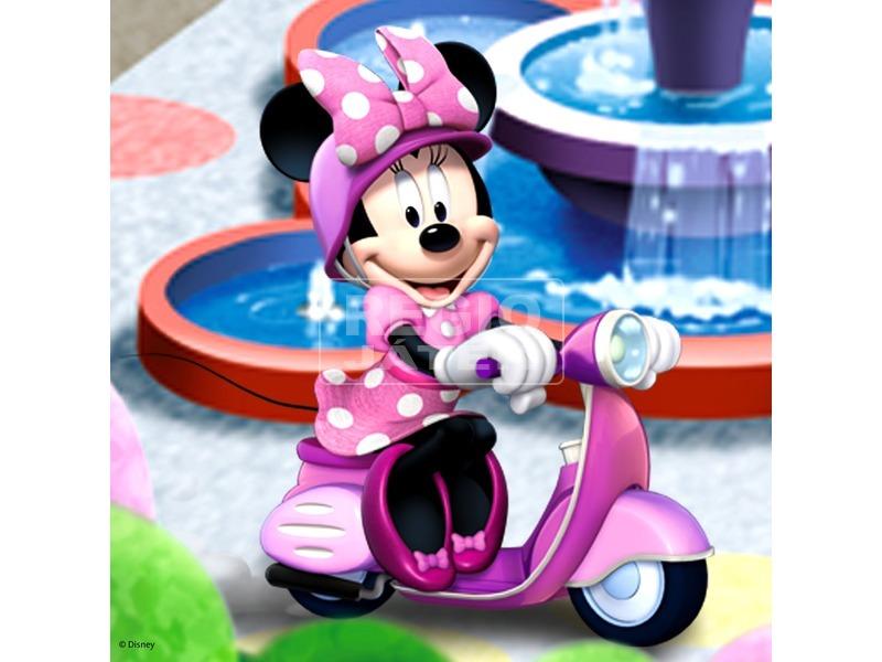 kép nagyítása Minnie egér 3 x 49 darabos puzzle