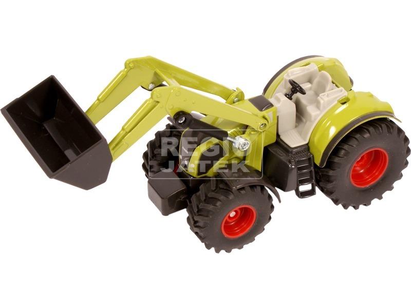 kép nagyítása SIKU: Claas Axion 850 markolós traktor 1:50 - 1979