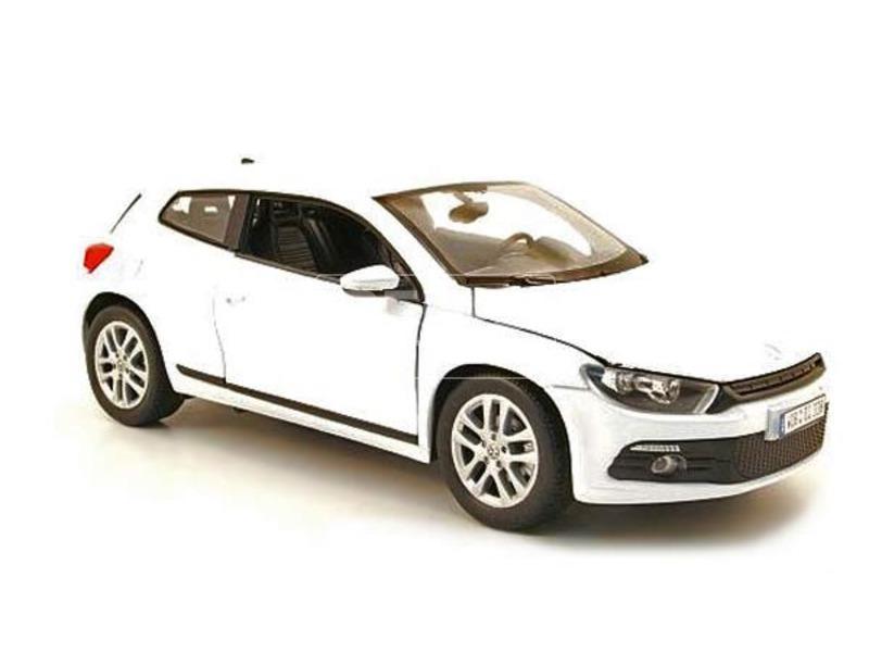 Volkswagen Scirocco autómodell - 1:24