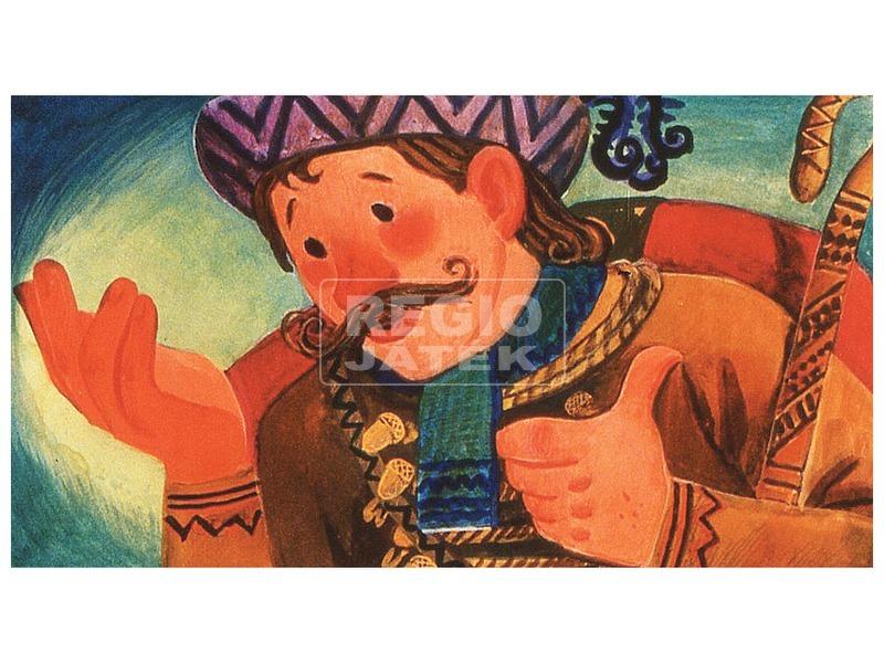 kép nagyítása Mese az állatok nyelvén tudó juhászról diafilm 34101373