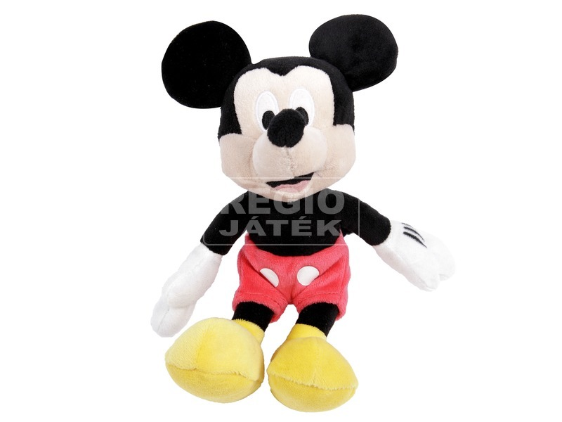 Mikiegér Disney plüssfigura - 20 cm