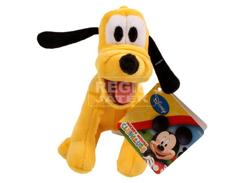 Pluto kutya Disney plüssfigura - 20 cm