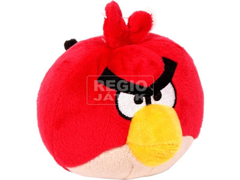 Angry Birds plüssfigura hanggal - 10 cm, többféle