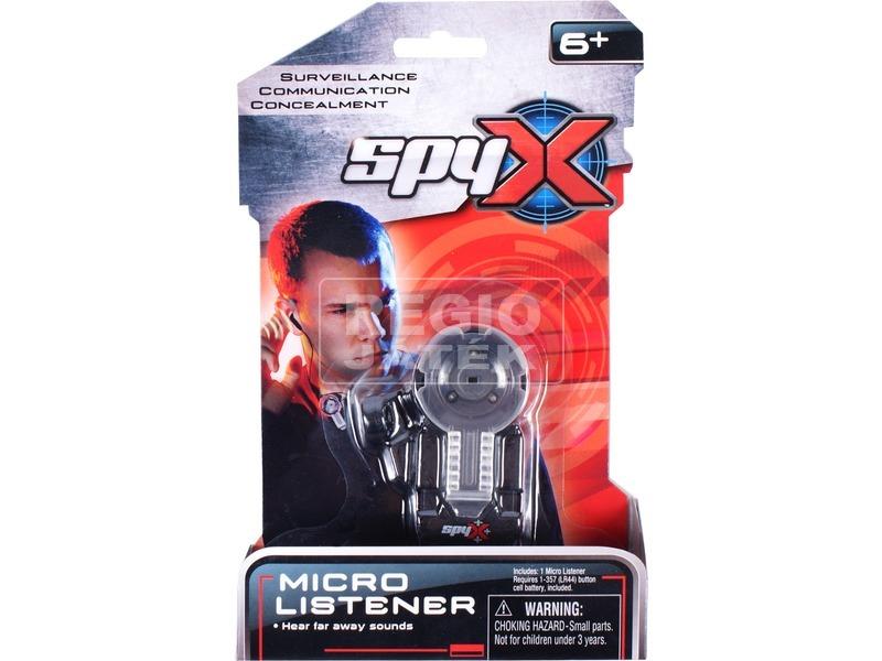 SpyX lehallgató készülék