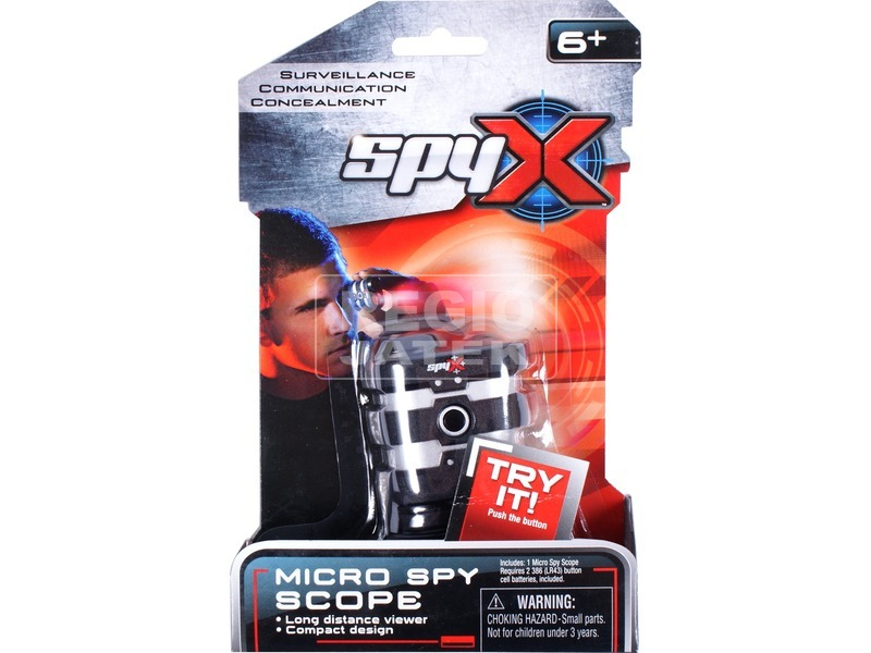 SpyX éjjel látó mini távcső