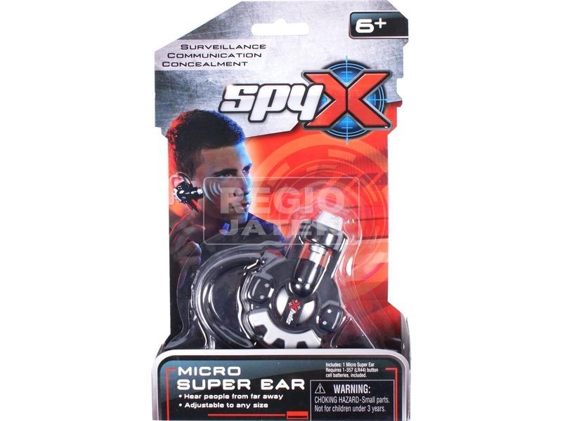 SpyX fülre akasztható lehallgató készülék