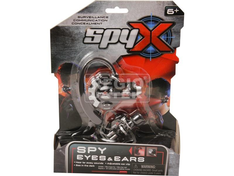 SpyX 2 darabos kém készlet