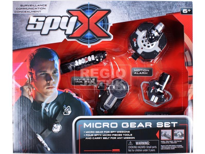 kép nagyítása SpyX 4 darabos kém készlet