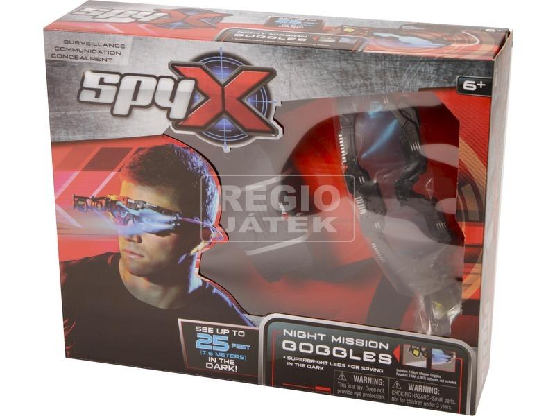 SpyX éjjel látó szemüveg 095cd8d0ae