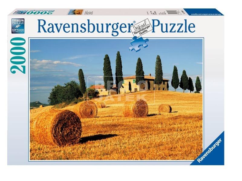 Toszkána 2000 darabos puzzle
