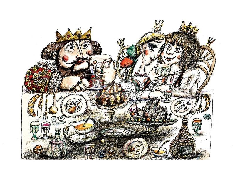 kép nagyítása Szélike királykisasszony diafilm 34102783
