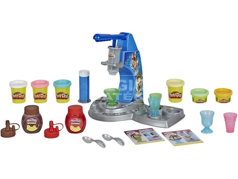 kép nagyítása Play-Doh öntetes fagylalt készítő készlet