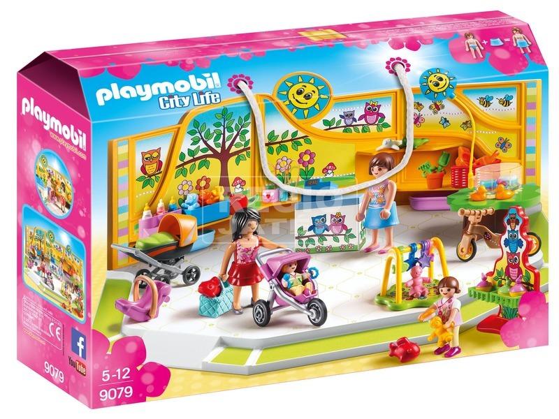 Playmobil Bababolt készlet 9079