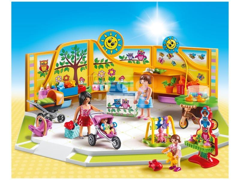 kép nagyítása Playmobil Bababolt készlet 9079