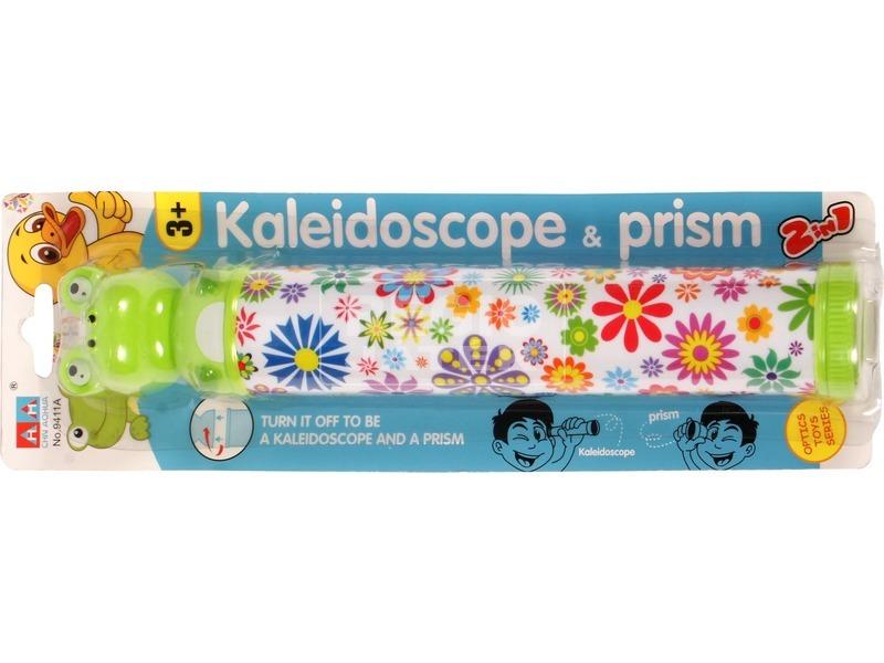 Kaleidoszkóp és prizma készlet - többféle