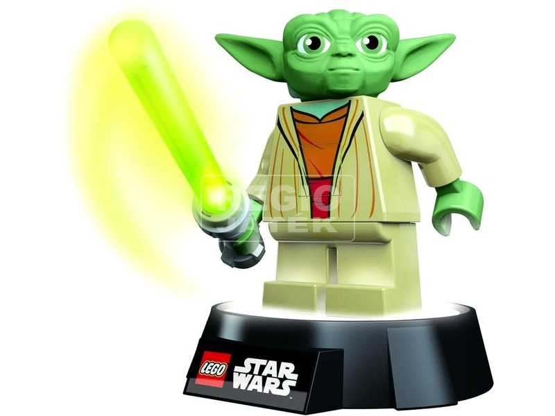LEGO Star Wars asztali lámpa - Yoda