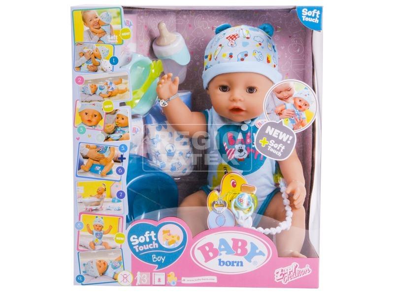 BABY BORN fiú baba