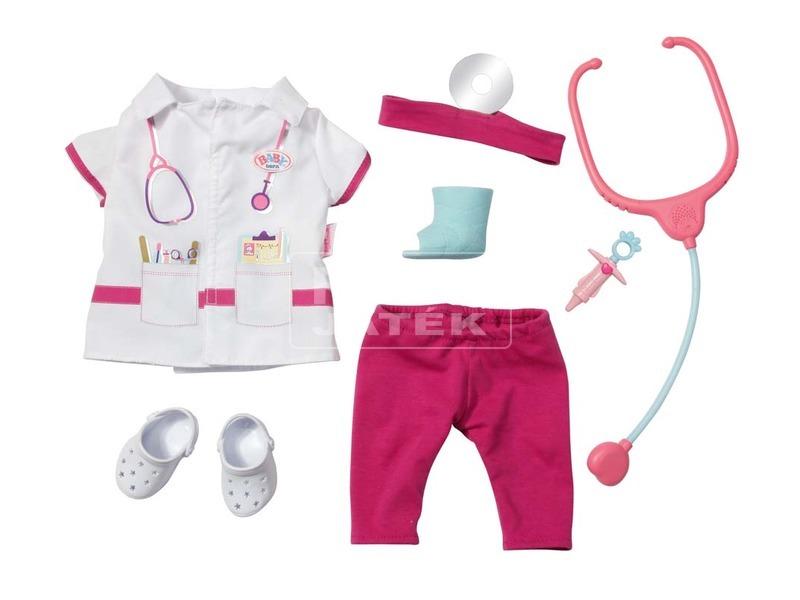 Baby Born doktor kiegészítő készlet