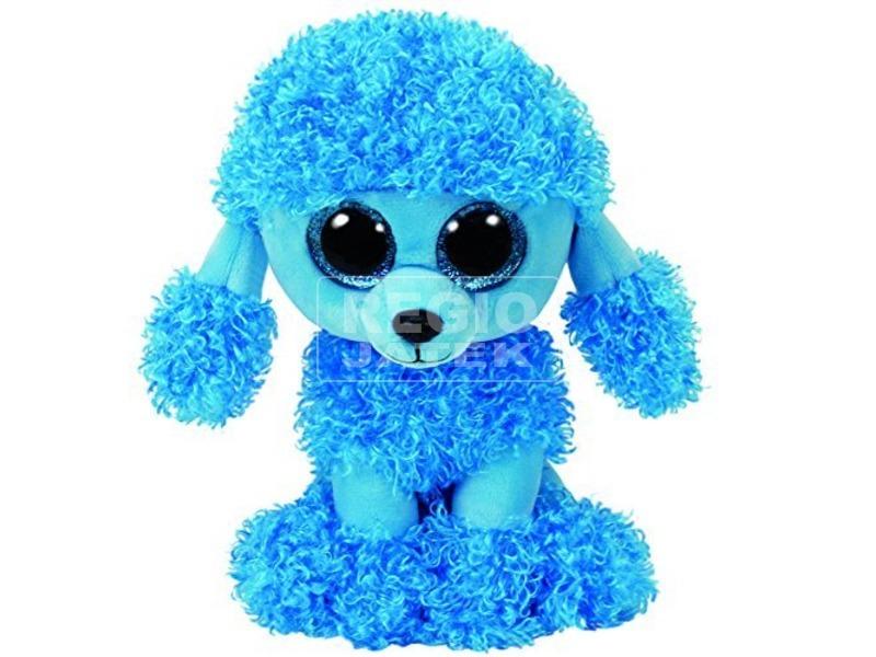 317914d6fbf8 REGIO Játék   Beanie Boos MANDY kék pudli plüss 15 cm