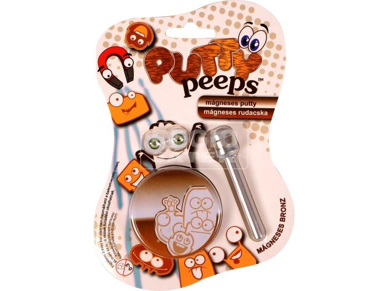 Putty Peeps mágneses gyurmalin szemekkel - 65 g