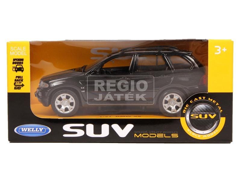 BMW X5 fém autómodell - 1:31