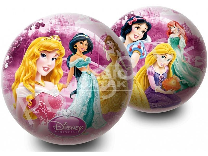 Disney hercegnők gumilabda - 23 cm, többféle
