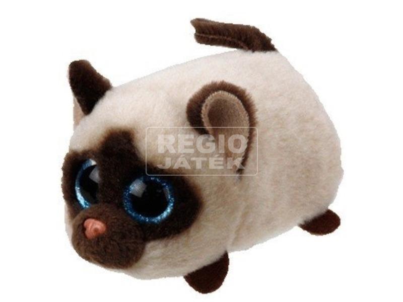 Teeny Ty KIMI sziámi macska plüss figura