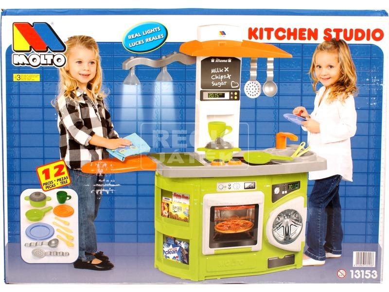 kép nagyítása Molto elektromos konyha - 82 cm